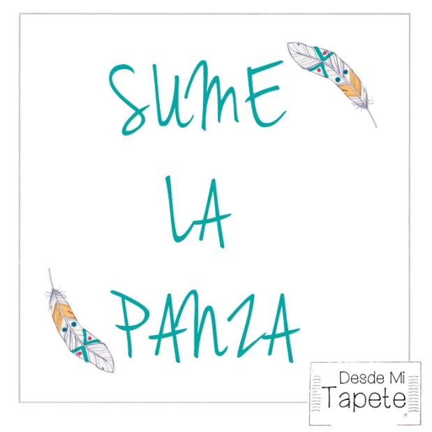SumeLaPanza